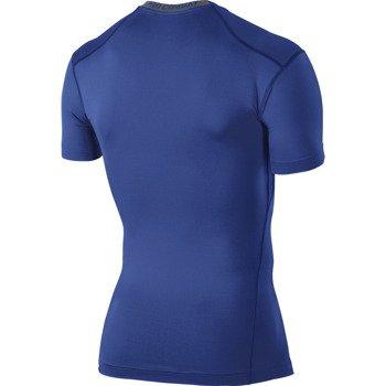 koszulka termoaktywna męska NIKE PRO COMBAT CORE COMPRESSION SHORTSLEEVE TOP / 449792-494