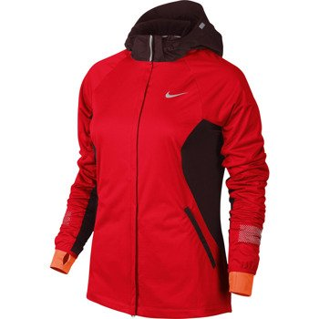 kurtka do biegania damska NIKE SHIELD MAX JACKET / 619033-660