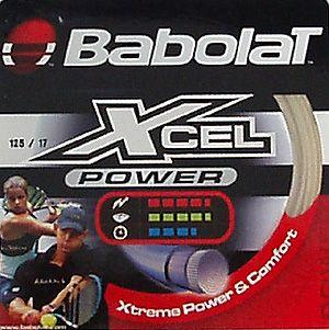 naciąg tenisowy BABOLAT XCEL POWER 12m