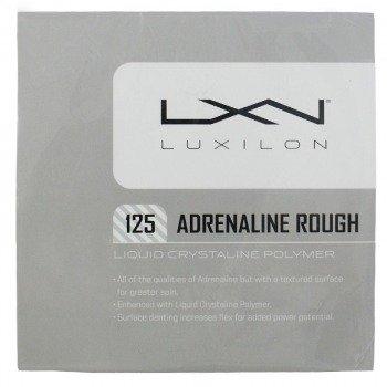 naciąg tenisowy LUXILON ADRENALINA ROUGH 12,2m / 1.25