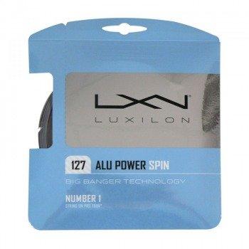 naciąg tenisowy LUXILON Big Banger ALU POWER SPIN 12,2M