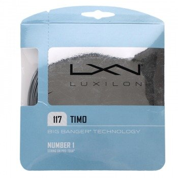 naciąg tenisowy LUXILON TIMO 12,2M 1,17 mm