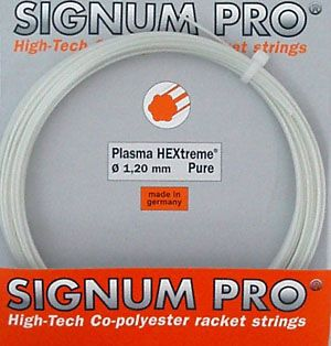 naciąg tenisowy SIGNUM PRO PLASMA HEX PURE 12M