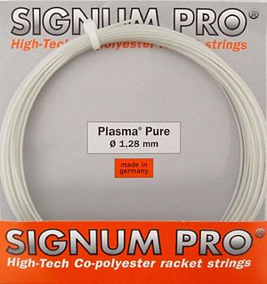 naciąg tenisowy SIGNUM PRO  PLASMA PURE 12M