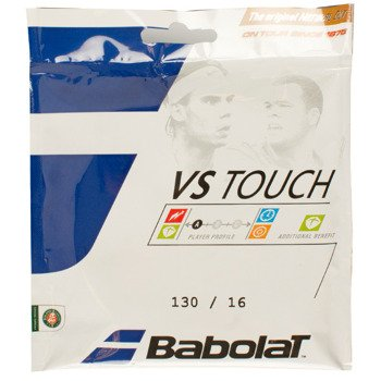 naciąg tenisowy naturalny BABOLAT VS TOUCH THERMOGUT 12m