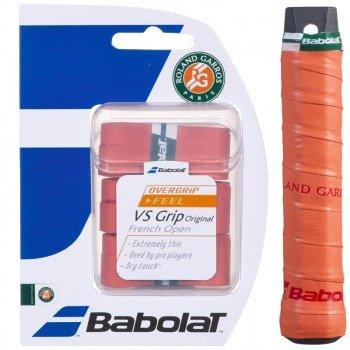 owijka tenisowa BABOLAT VS GRIP Roland Garros 2013 x 3 CLAY