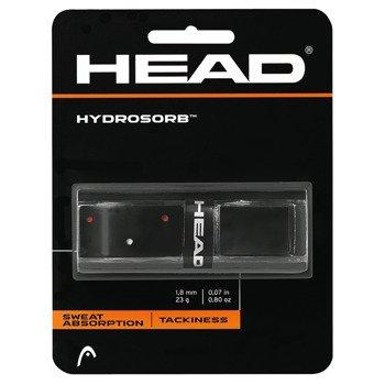 owijki tenisowe HEAD HYDROSORB BLACK / 285014
