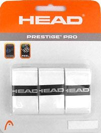 owijki tenisowe HEAD PRESTIGE PRO x3 white / TOH-016