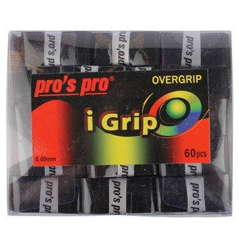 owijki tenisowe PRO'S PRO OVERGRIP IGRIP x60 / TOPP-075