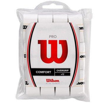 owijki tenisowe WILSON PRO OVERGRIP COMFORT x12