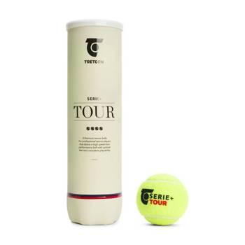piłka TRETORN SERIE+ 4szt. x 18puszek / karton