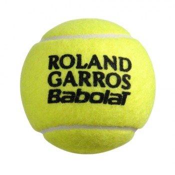 piłki tenisowe BABOLAT FRENCH OPEN ROLAND GAROS  (4szt.) x 18 /karton/