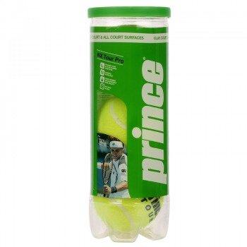 piłki tenisowe PRINCE NX TOUR PRO, karton 24 x 3 szt.