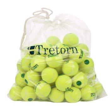 piłki tenisowe TRETORN ACADEMY GREEN (72 SZT) WOREK