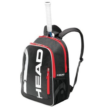 plecak tenisowy HEAD CORE BACKPACK / 283504 BK/RD