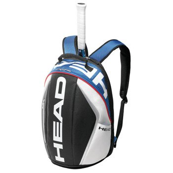 plecak tenisowy HEAD TOUR TEAM BACKPACK / 283374 BL/WH