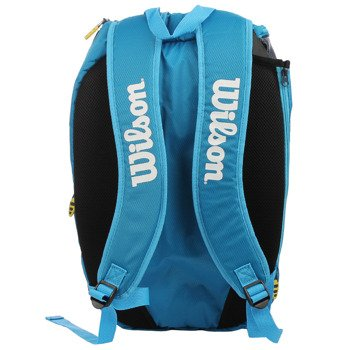 plecak tenisowy WILSON TOUR MOLDED BACKPACK LARGE / WRZ840496