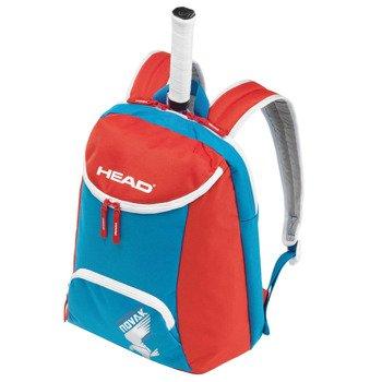 plecak tenisowy juniorski HEAD KID'S BACKPACK / 283514 RD/BL