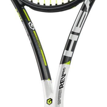 rakieta tenisowa HEAD GRAPHENE XT SPEED REV PRO + torba tenisowa HEAD NOVAK DJOKOVIC SUPERCOMBI