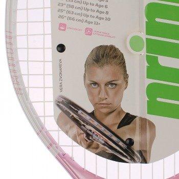 rakieta tenisowa juniorska PRINCE PINK LITE 21