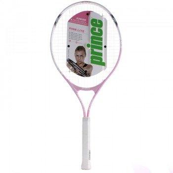 rakieta tenisowa juniorska PRINCE PINK LITE 26