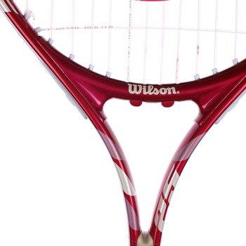 rakieta tenisowa juniorska WILSON ENVY PINK 25 / WRT223700/0