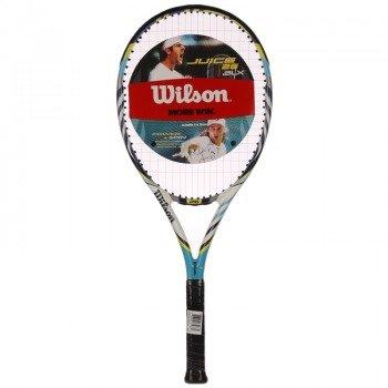 rakieta tenisowa juniorska WILSON JUICE 26 BLX / 531500