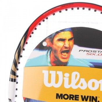 rakieta tenisowa juniorska WILSON PRO STAFF SIX ONE 24 BLX / WRT531400