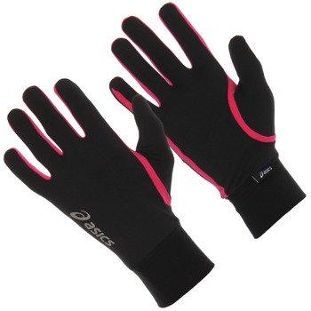 rękawiczki do biegania ASICS BASIC GLOVE / 114700-0211