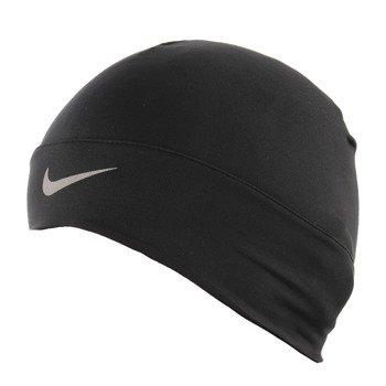 rękawiczki i czapka do biegania męskie NIKE RUN DRI-FIT BEANIE/GLOVE SET / NRC00-001