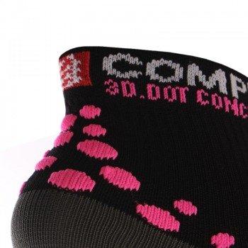skarpety kompresyjne damskie COMPRESSPORT RUN PRO RACING SOCKS 3D.DOT HIGH-CUT (1 para) / 47319-204