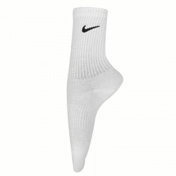 skarpety sportowe NIKE COTTON NON CUSH CR (3 pary) white/black