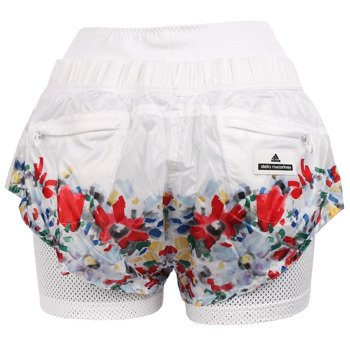 spodenki do biegania Stella McCartney ADIDAS RUN SHORT PRINT / S17496