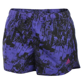spodenki do biegania damskie ADIDAS INFINITE SERIES M10 ENERGY SHORT / S10097
