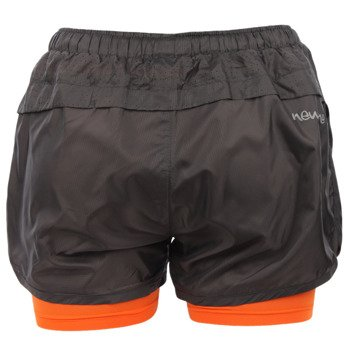 spodenki do biegania damskie NEWLINE IMOTION 2 LAYER SHORTS / 10739-078
