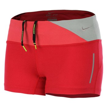 spodenki do biegania damskie NIKE EPIC RUN BOY SHORT / 551652-603