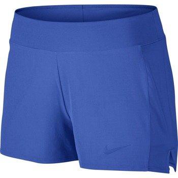 spodenki tenisowe damskie NIKE BASELINE SHORT / 728785-439