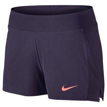 spodenki tenisowe damskie NIKE BASELINE SHORT / 728785-524