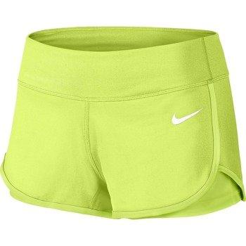 spodenki tenisowe damskie NIKE COURT SHORT / 646175-702
