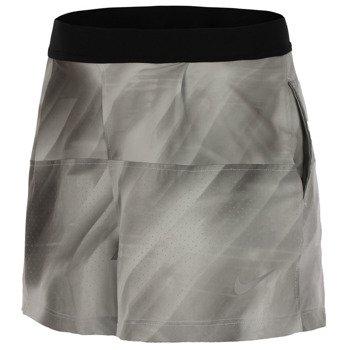 spodenki tenisowe damskie NIKE WOVEN SHORT / 596709-046