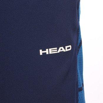 spodenki tenisowe męskie HEAD REACH VISION SHORT / 811184 NV