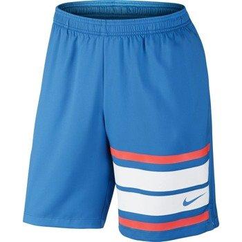 """spodenki tenisowe męskie NIKE COURT 9"""" SHORT / 729264-435"""