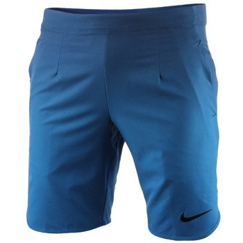 spodenki tenisowe męskie NIKE COURT ACE TENNIS SHORT / 801716-434