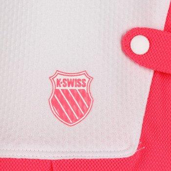 spódniczka tenisowa damska K-SWISS MESH PLEAT SKIRT III