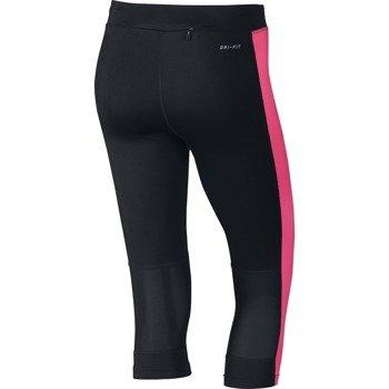 spodnie do biegania damskie 3/4 NIKE DRI-FIT ESSENTIAL CAPRI / 645603-012
