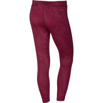 spodnie do biegania damskie 3/4 NIKE POWER ESSENTIAL RUNNING CROP / 799814-620