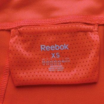 spodnie do biegania damskie 3/4 REEBOK CAPRI