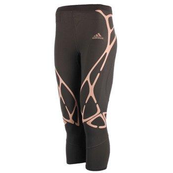 spodnie do biegania damskie ADIDAS ADIZERO SPRINTWEB 3/4 TIGHTS / S93594