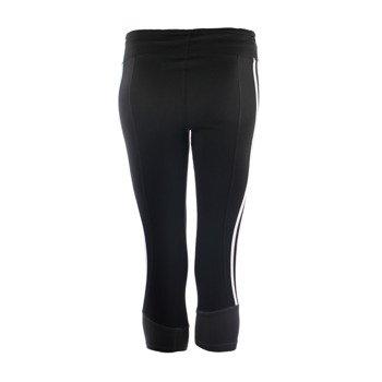 spodnie do biegania damskie ADIDAS RESPONSE 3/4 TIGHTS / AX6595
