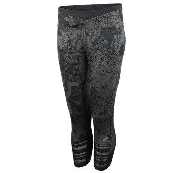 spodnie do biegania damskie ADIDAS SUPERNOVA 3/4 TIGHT / S13589